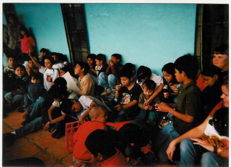 Christmas 2001 at orphanage3