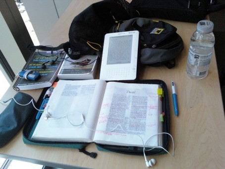 Pastor_desk Bible study bible kindle