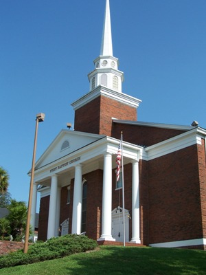 First Baptist Church 2